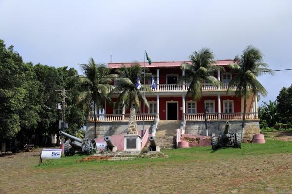 Palácio (ou a Praça do Face, rs)