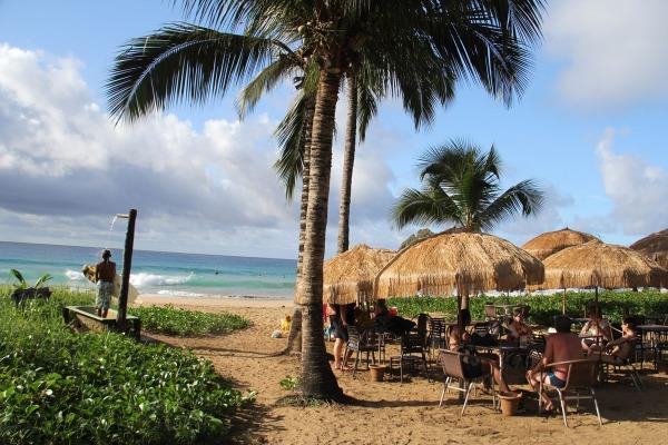 Curtindo a Praia da Conceição no Duda-Rei