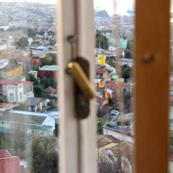 Valparaíso pela janela de Pablo Neruda