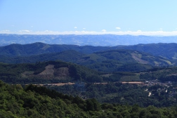 Vista da Pedra Redonda