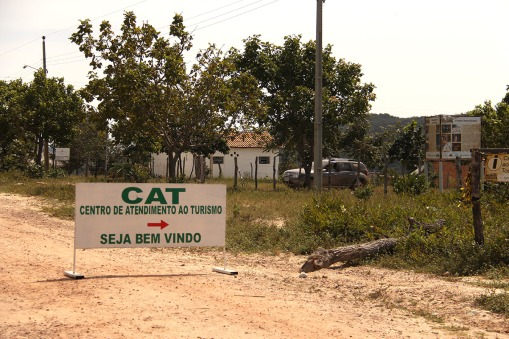 CAT - Centro de Atendimento ao Turista
