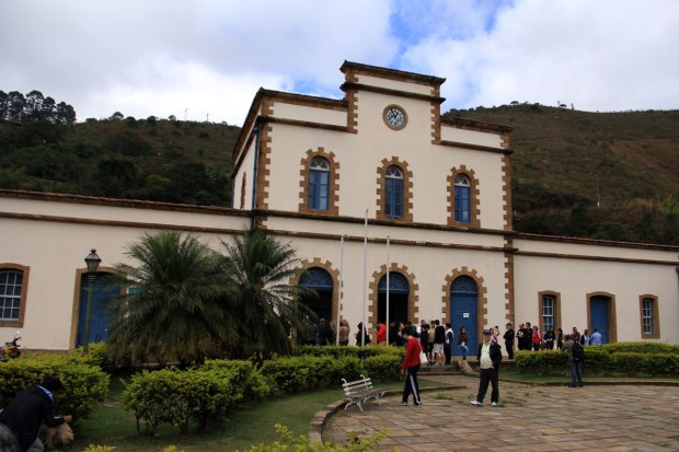Estação Ferroviária de Ouro Preto