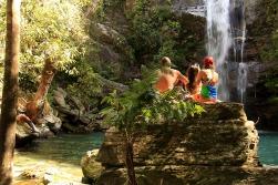Cachoeira de Santa Bárbara