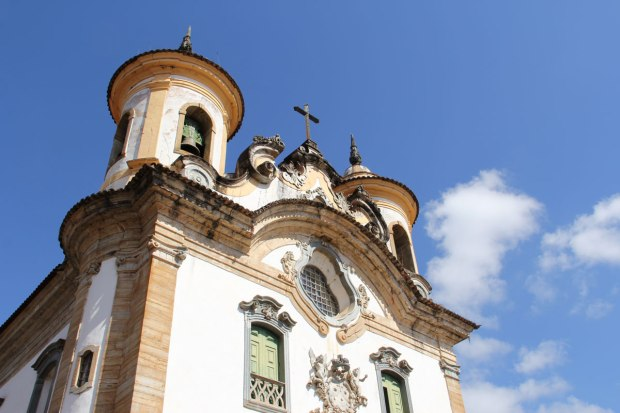 Igreja Nossa Senhora do Carmo, Mariana