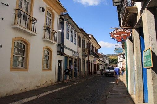Ruas de Mariana