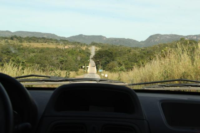 Estrada para Cavalcante