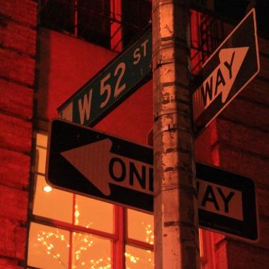 Nossa localização no New Year's Eve rs
