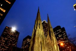 St. Patrick Cathedral, na 5th Ave