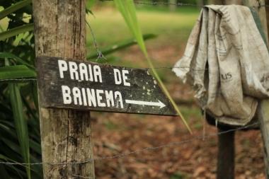 Trilha para Bainema