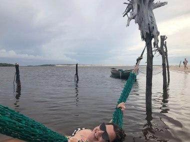 Rio Preguiças em Caburé