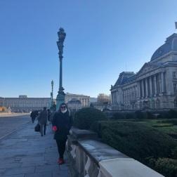Palacio Real e Parlamento